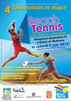 souché au beach tennis