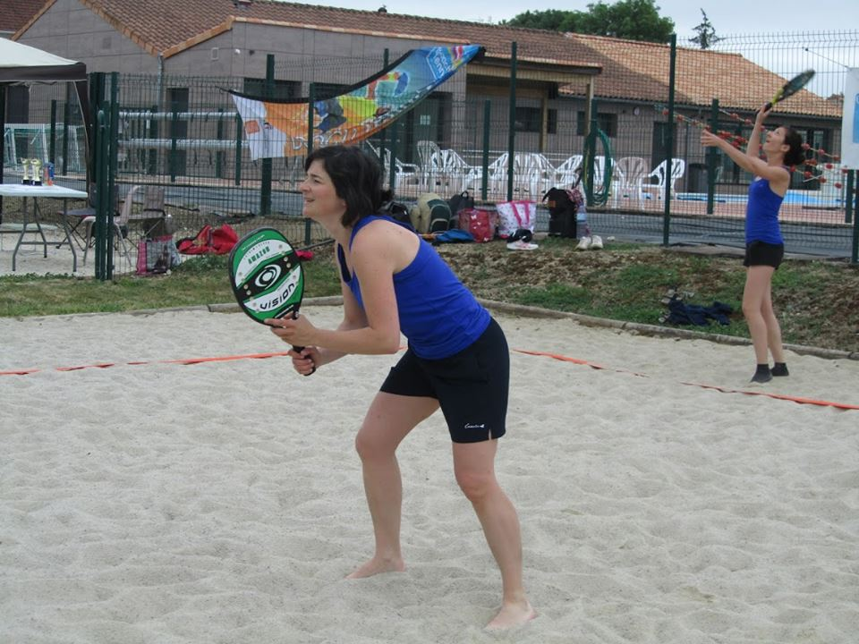 souché au beach tennis