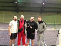équipe 1 messieurs souché tennis