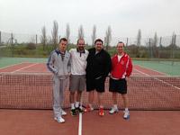 équipe 1 hommes souché tennis