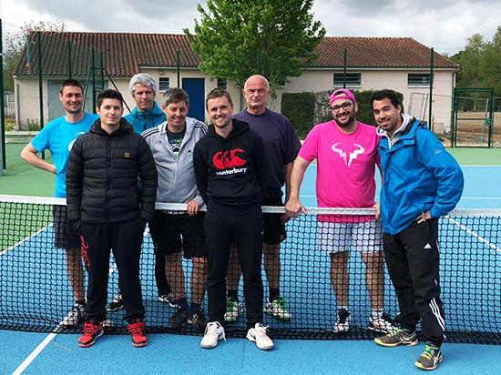 équipe tennis souché 2019