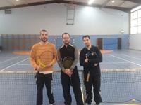 équipe 3 messieurs souché tennis