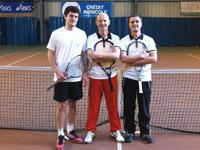 équipe 4 messieurs souché tennis