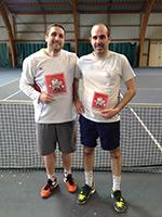 finalistes messieurs tournoi interne souché tennis