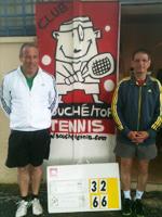 finalistes messieurs +35 tournoi interne souché tennis