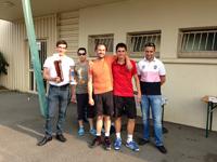 finalistes hommes 2013