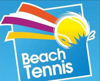 logo beach tennis